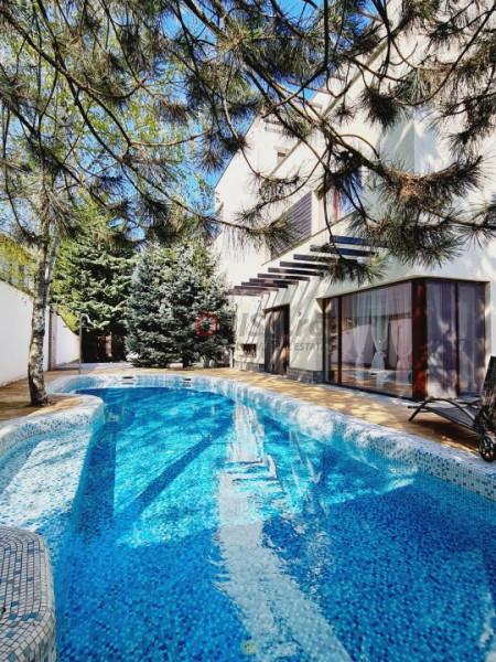 Vila moderna cu piscina - Pipera Scoala Americana