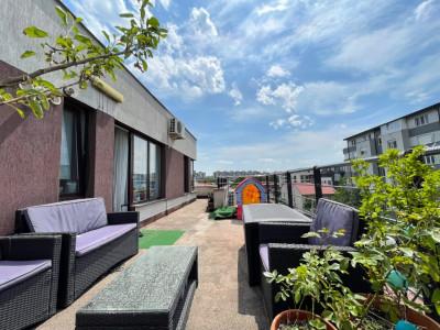 Apartament 2 Camere Tip Penthouse 87mp Bloc Nou MILITARI 8min Metrou