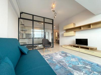 Apartament 2 Camere GRANVIA 53mp MOBILAT si Utilat cu Vedere