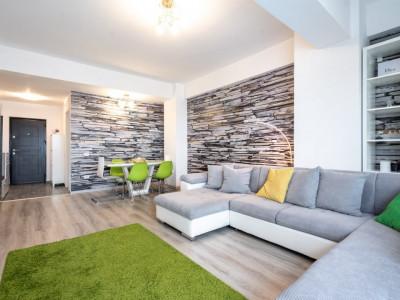 NOU! Apartament 3 Camere 88mp MODERN Vedere Lac | Bloc 2015