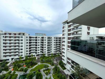 0% Comision Apartament 3 Camere MODERN 88mp Mobilat Utilat Loc de Parcare PIPERA