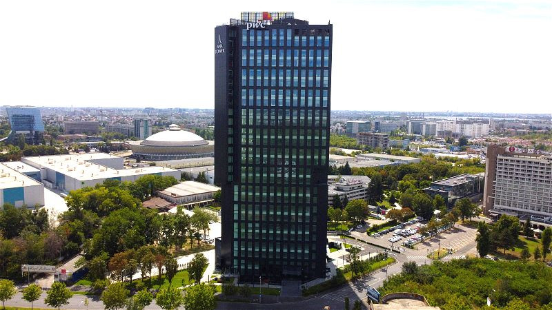 Comision 0 - High class office building - Ana Tower