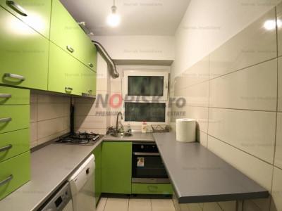 Apartament 3 Camere 55mp SALA PALATULUI Fara R sau U Mobilat+Utilat