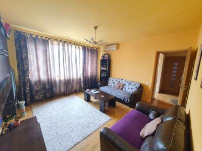 Apartament cochet cu 3 camere in bloc reabilitat termic